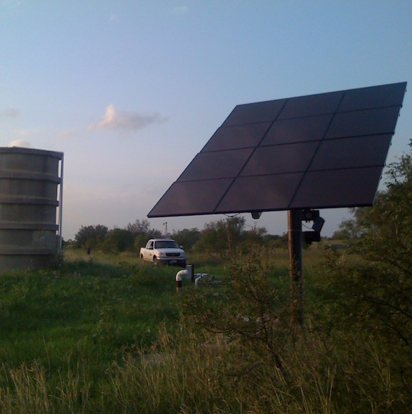 SOLAR MOUNTING -