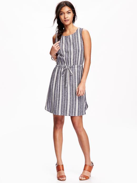 Linen Blend Tank Dress.jpg