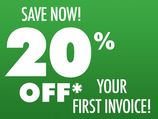 Save on your first invoice.Call today (954) 923-1980 - Mention this ad to receive your savings.