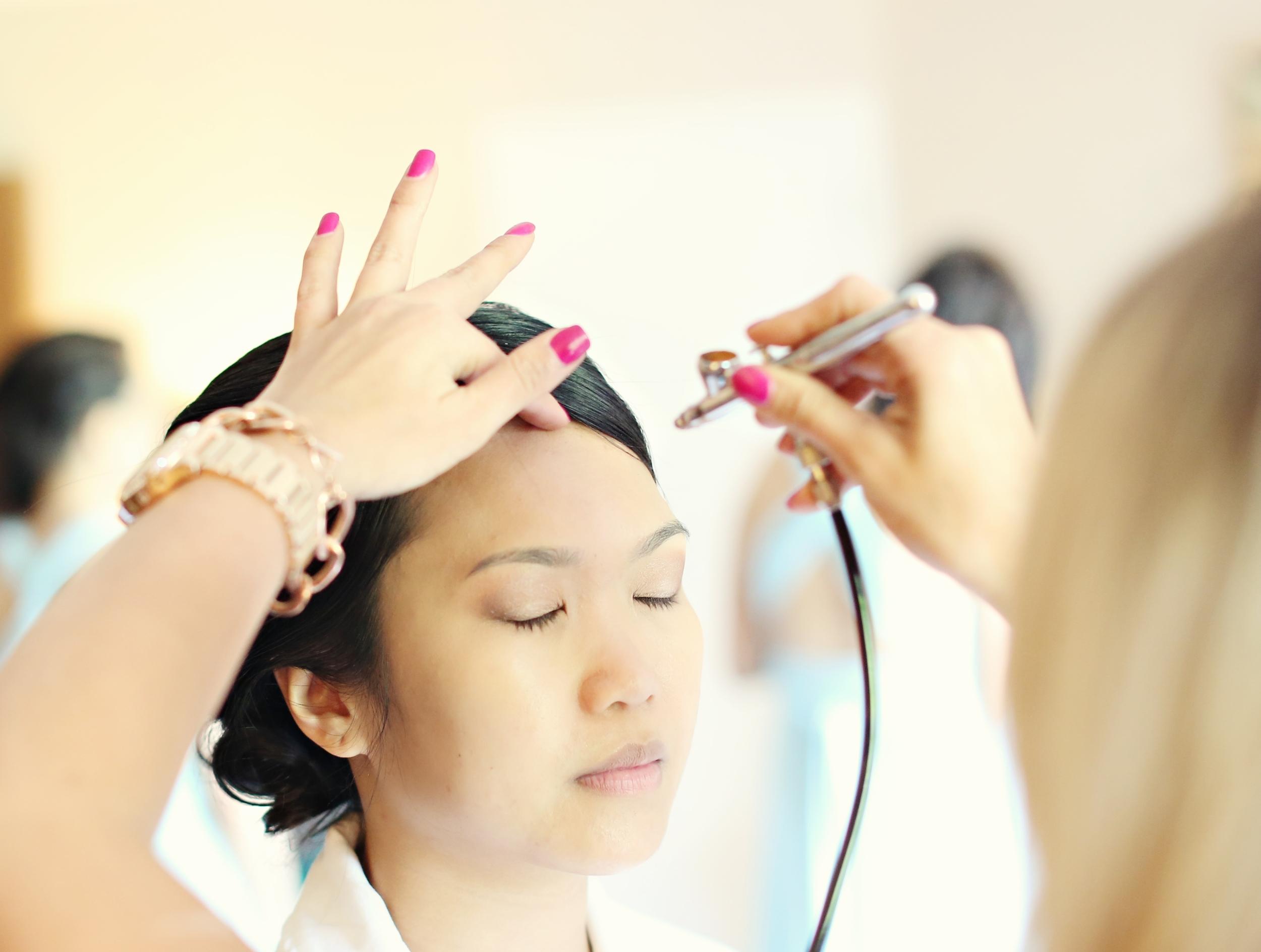 Airbrush makeup Atlanta