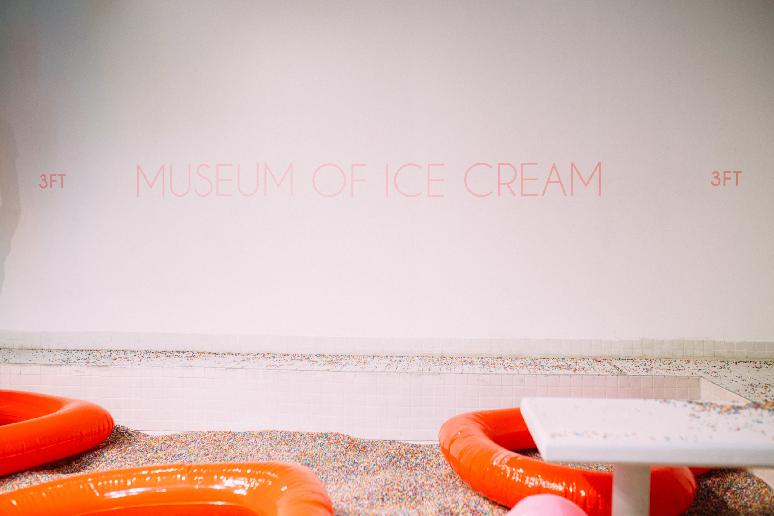 Museum of Ice Cream Meatpacking NYC New York City Lifestyle Photographer