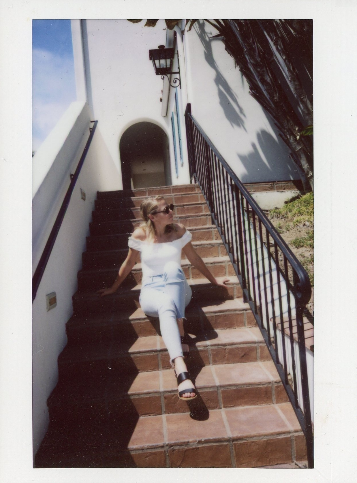 Santa Barbara Polaroid 2