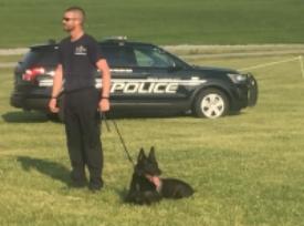 Officer Nelson  with   Danger.