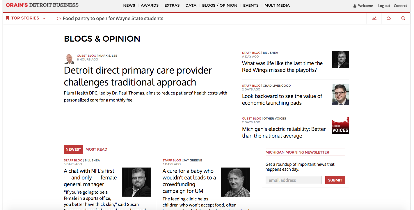 Plum Health DPC Crains Detroit Blogs Opinion.png