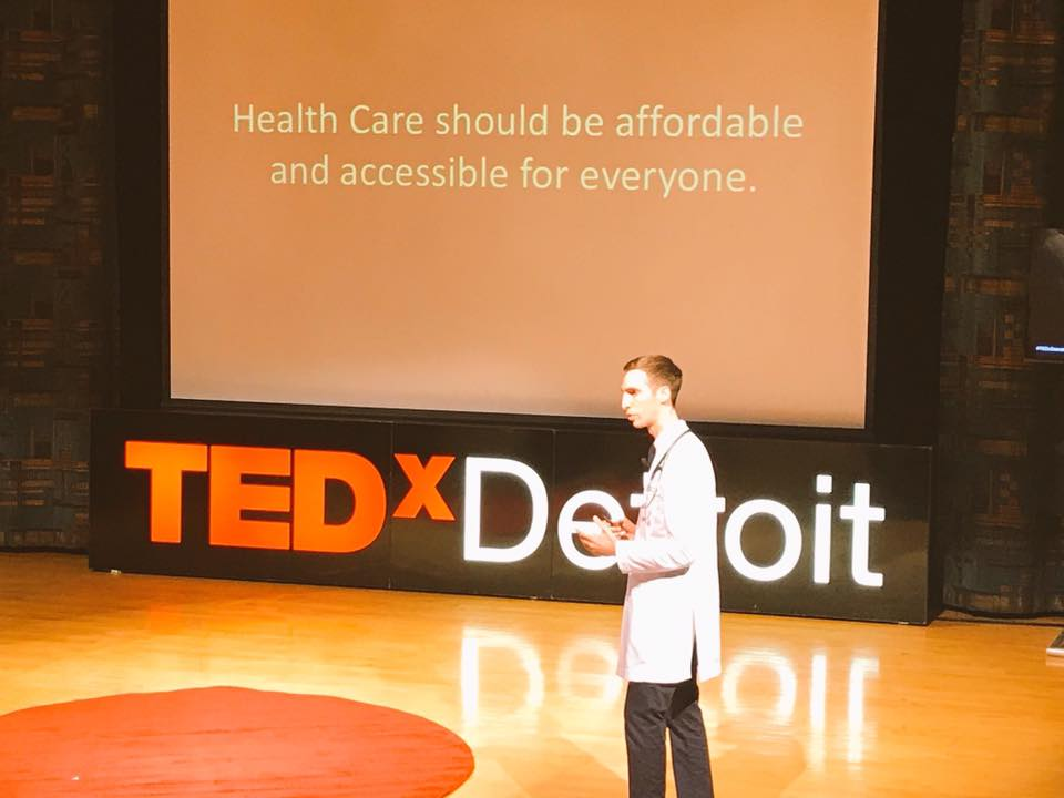 2017 Paul Thomas MD TEDxDetroit Health Care.jpg