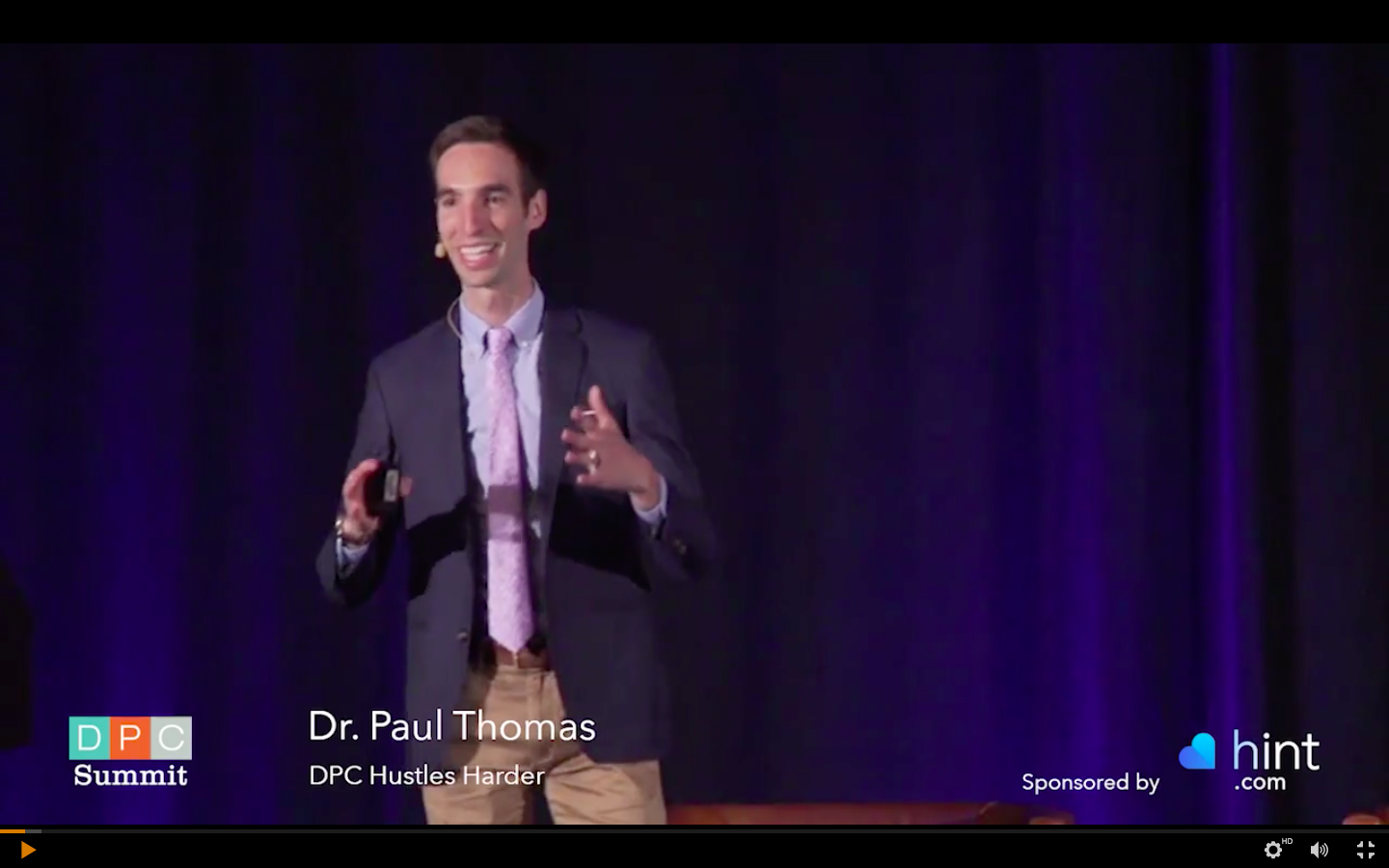 2018 Dr Paul Thomas of Plum Health DPC Speaks at the AAFP Direct Primary Care Conference 05.png