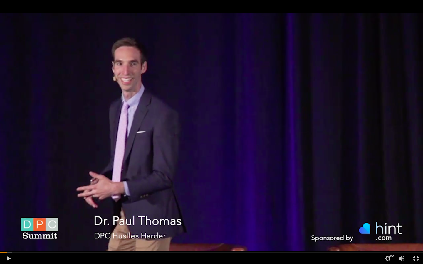 2018 Dr Paul Thomas of Plum Health DPC Speaks at the AAFP Direct Primary Care Conference 06.png
