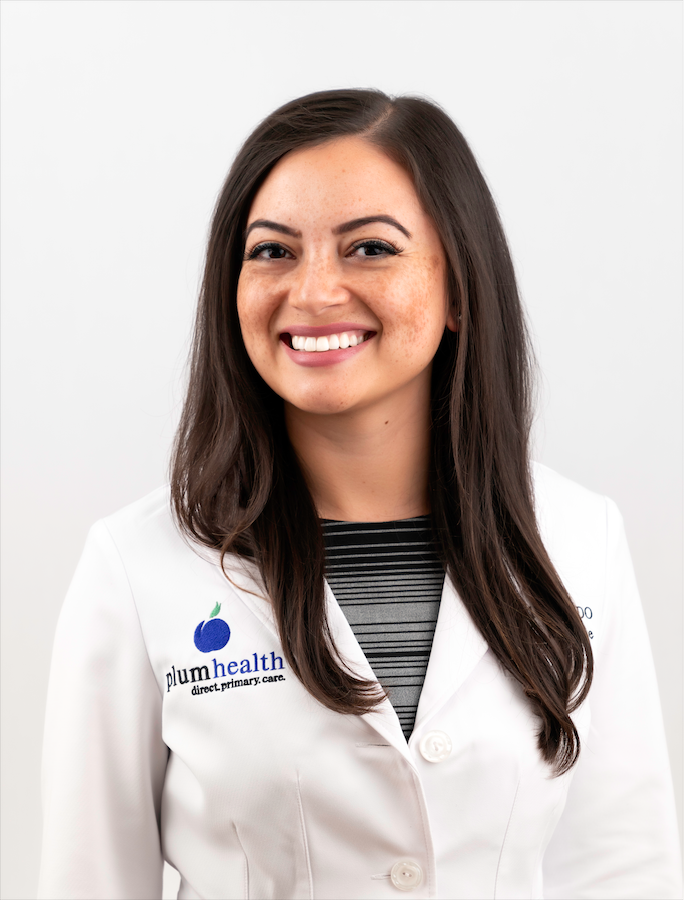 Dr. Raquel Orlich, DO will join Plum Health DPC, starting July 1st, 2019.