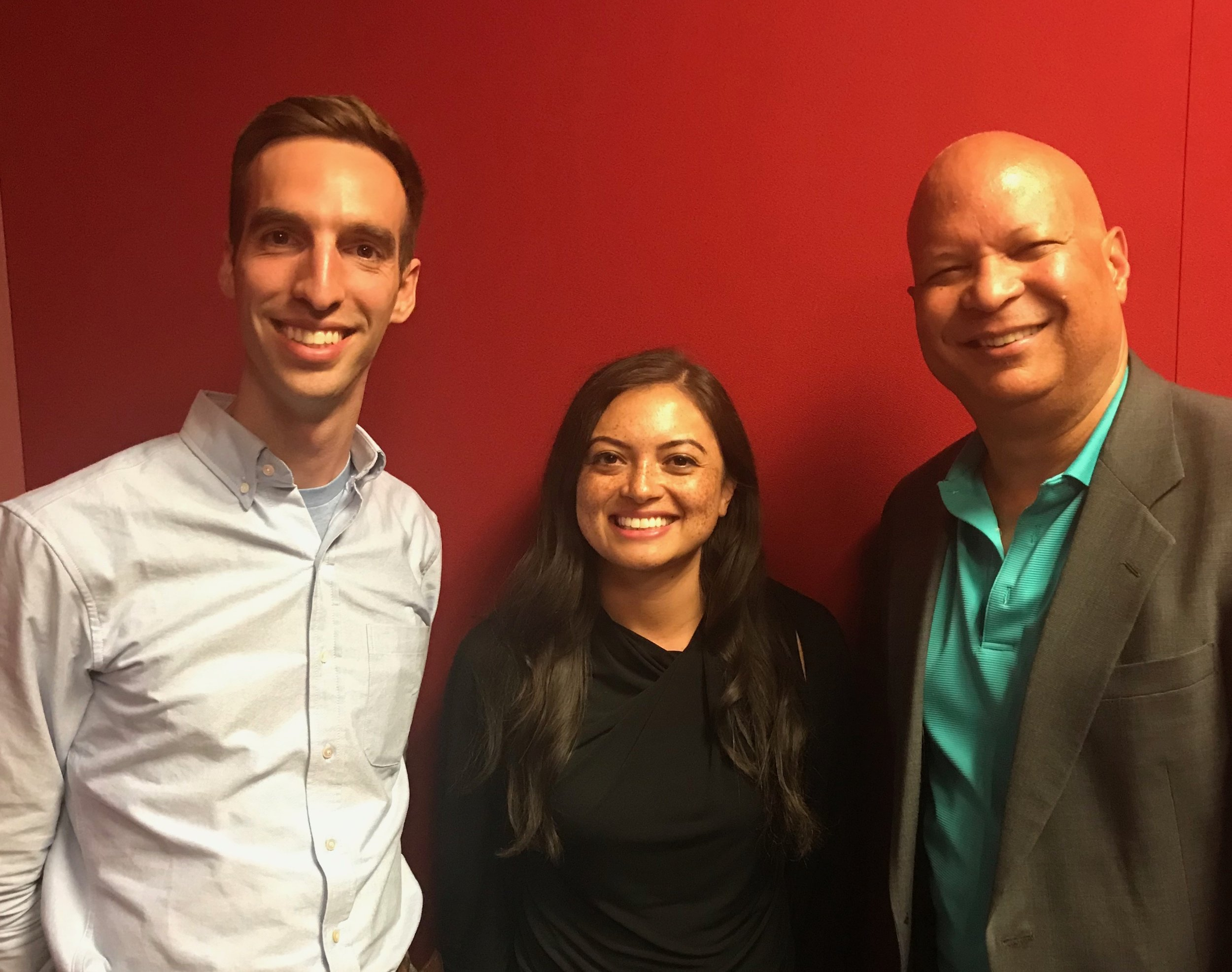 2019.08.10 Paul Thomas MD Raquel Orlich DO and Mark S Lee on Small Talk Radio Detroit.jpeg
