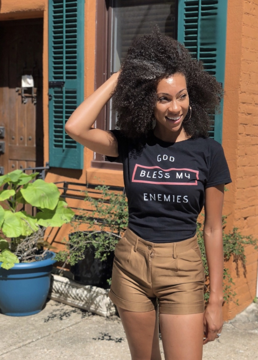Above All Else Apparel - Faith based T-shirt line for men and women with biblical principals. Mission: to Above All Else LOVE! Spreading love not religion.Each shirt is made with eco friendly water based prints to be gentle on the environment.