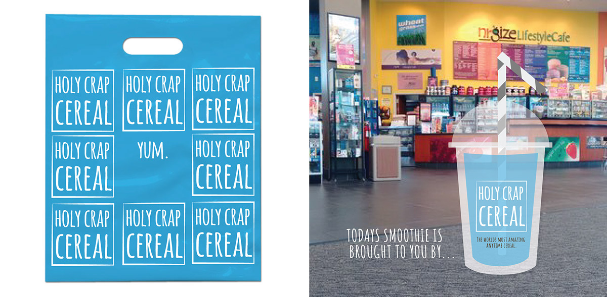 Holy Crap Cereal Merch
