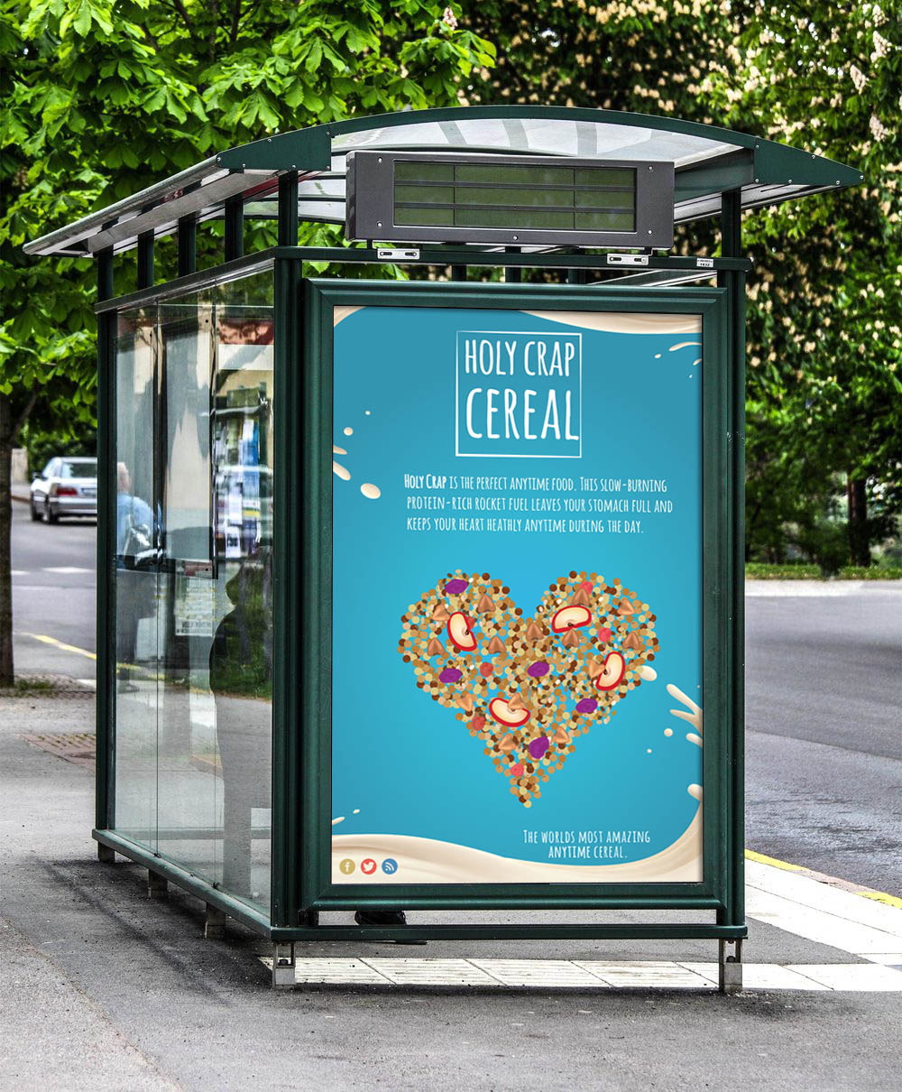 Holy Crap Cereal Spot Ad