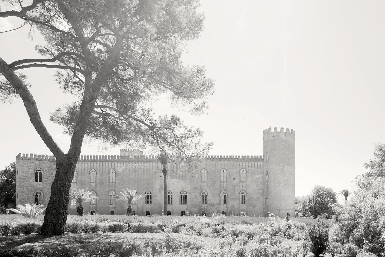Sicily - Castello di Donnafugata