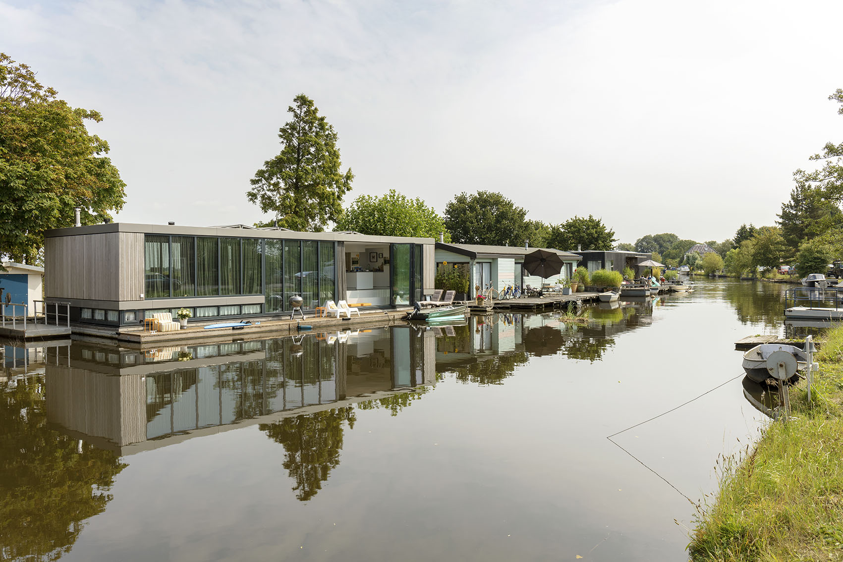 Finbarr McComb Architect / Bob Ronday Architectuur