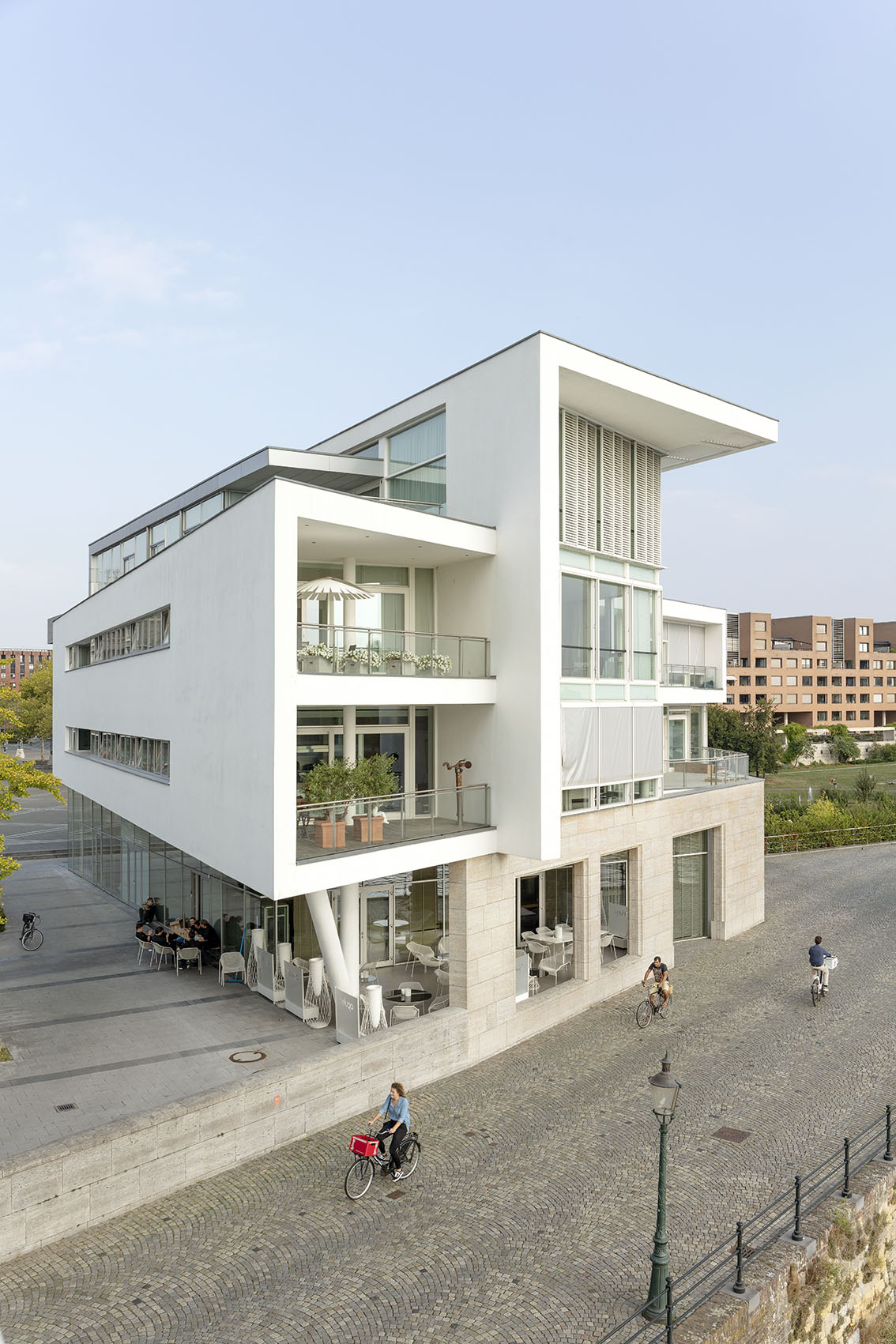 Maas Apartments, Maastricht
