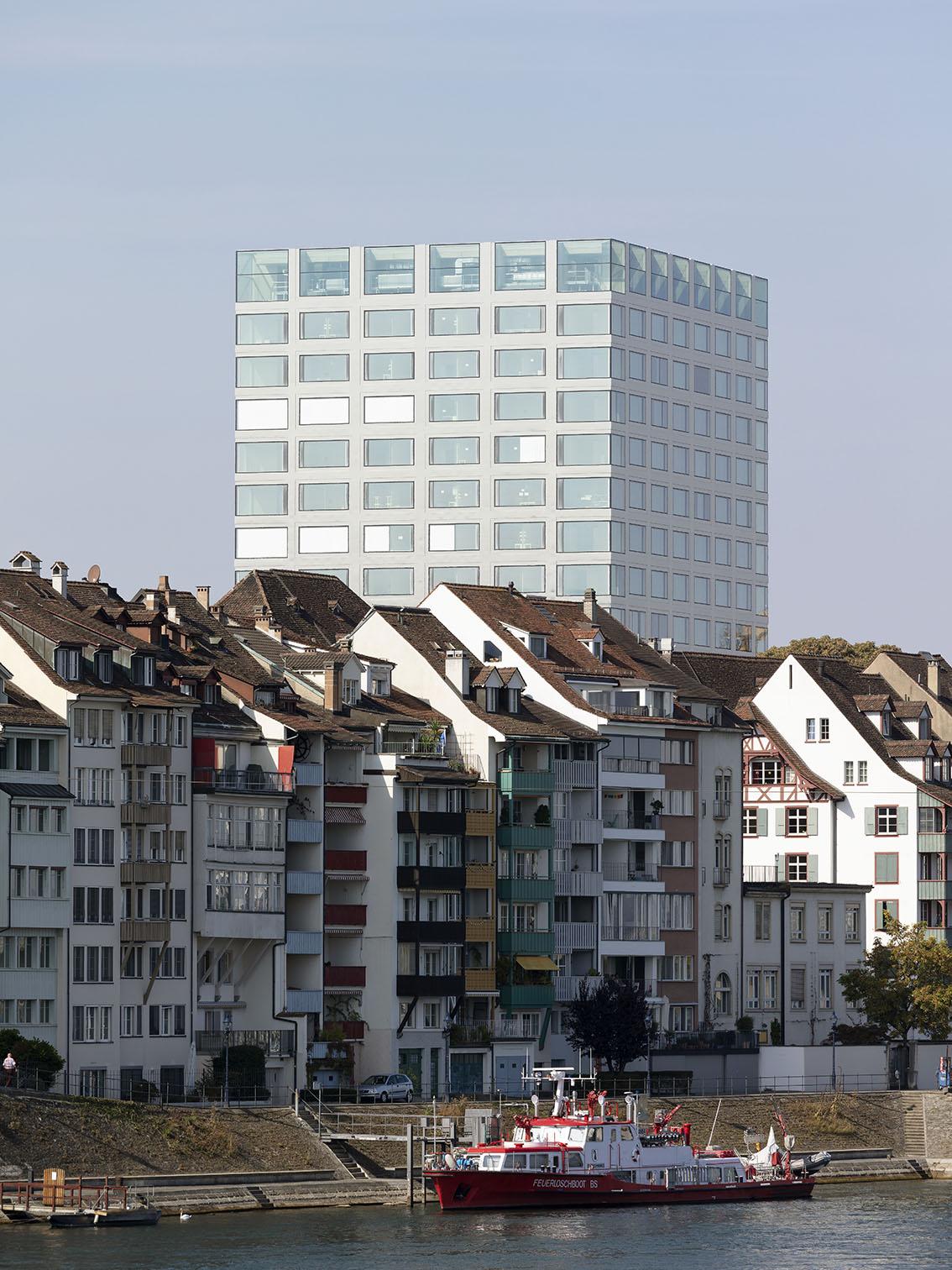 Neubau Biozentrum der Universität Basel