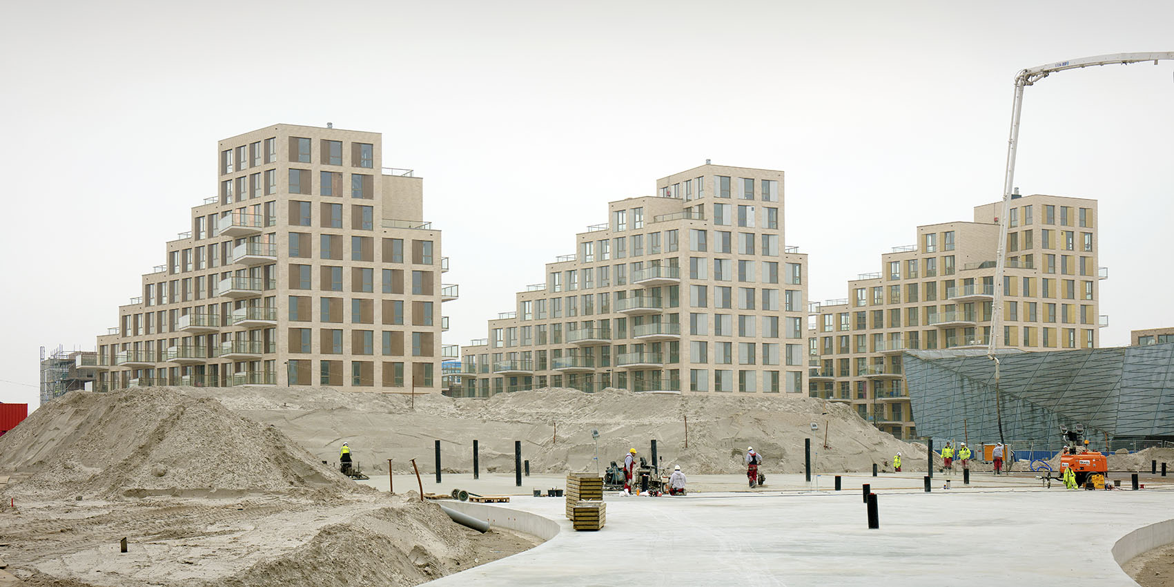"project ""Heroes"" in Amsterdam, by Arons en Gelauff architects"