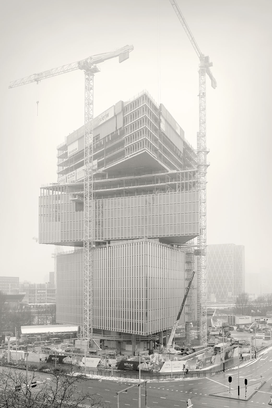 nhow Amsterdam RAI Hotel (under construction)