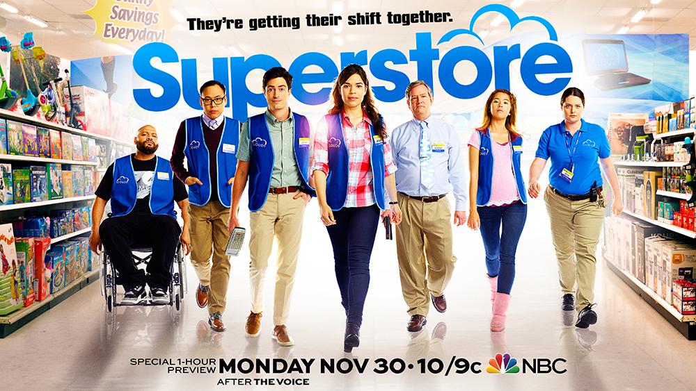 9. Superstore (NBC)