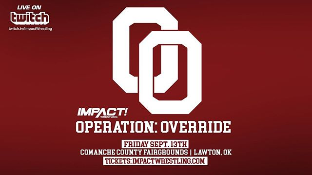 September 13th-14th we're heading to Oklahoma to cover @impactwrestling string of shows which concludes with Victory Road! #wrestling #impactwrestling #victoryroad