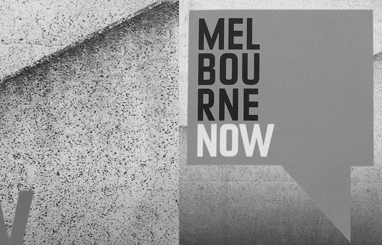 2013 National Gallery of Victoria Melbourne NOW Limited Edition Hardback and Exhibition Guide