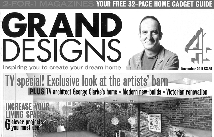 2011 Grand Designs November 2011