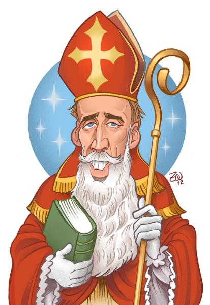 St. Nicolas Cage