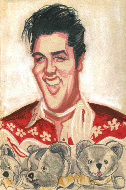 Elvis #52