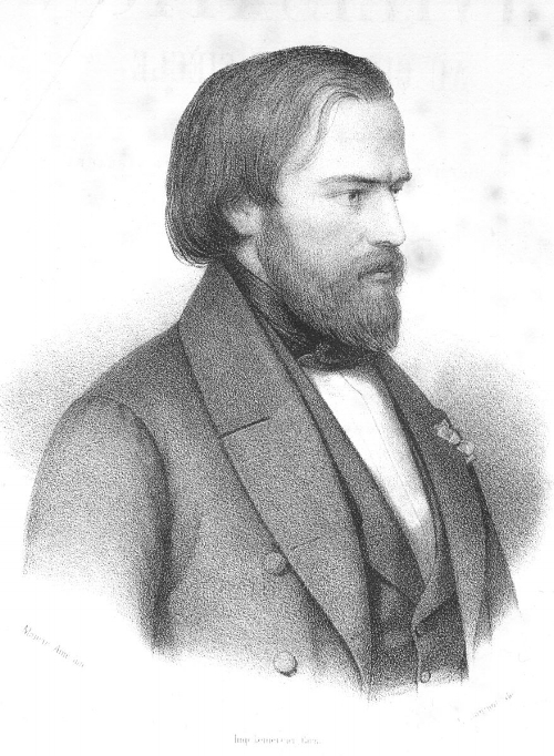 Blessed Frederic Ozanam, servant of the poor