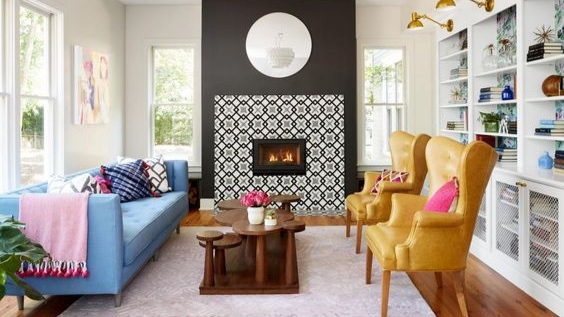 HGTV Magazine - How To Make Cozy Look Cool - March 2018