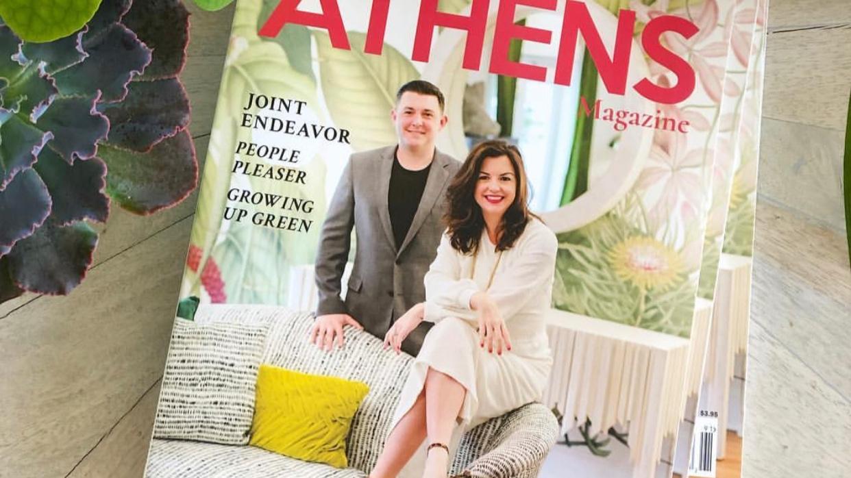 Athens Magazine -