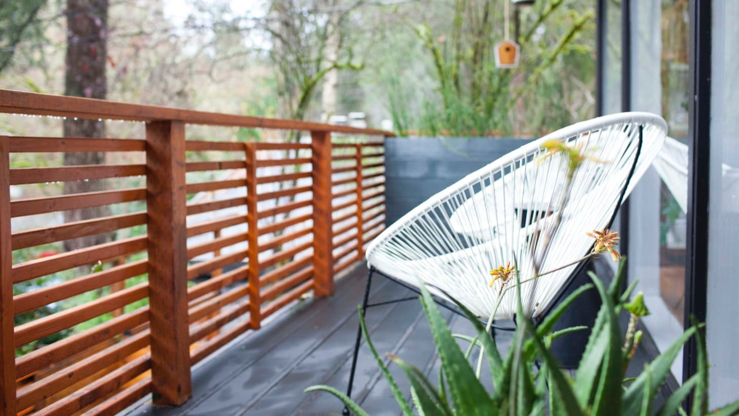 Apartment Therapy - 7 Design Tricks That Will Make Your Small Outdoor Space Feel So Much Bigger