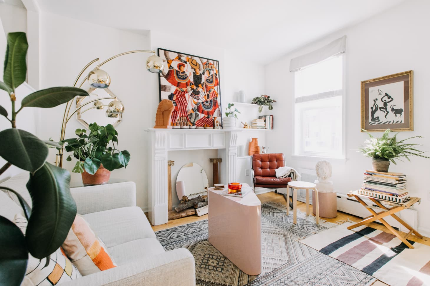 Apartment Therapy - Three Things to Splurge On for Your Living Room, And Two Things You Can Save On