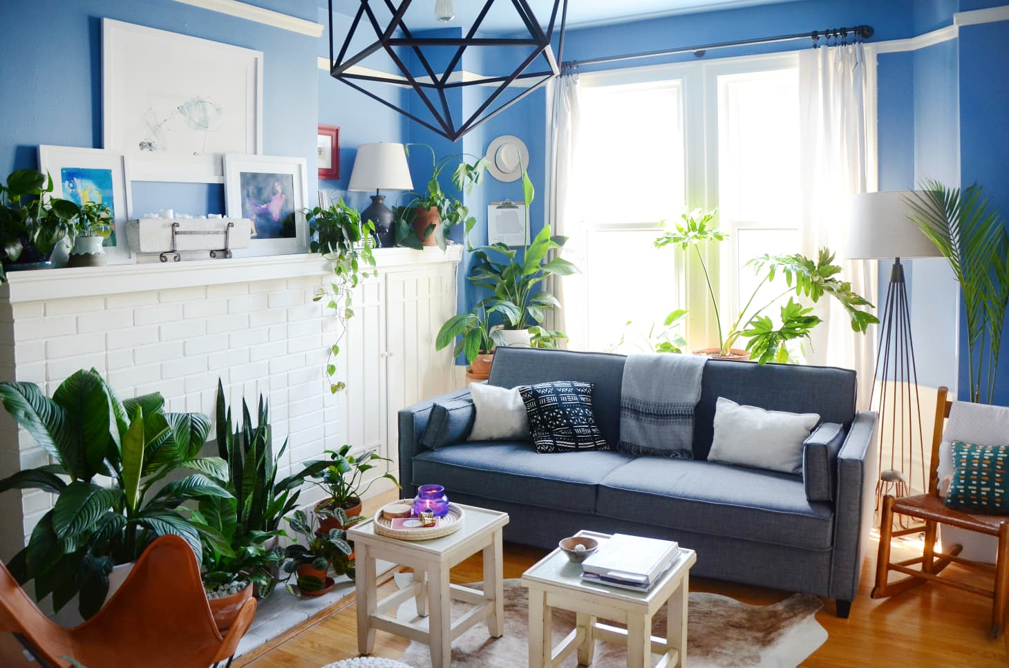 Apartment Therapy - The Best $50 You Can Spend On Your Living Room This Month, According to Design Experts