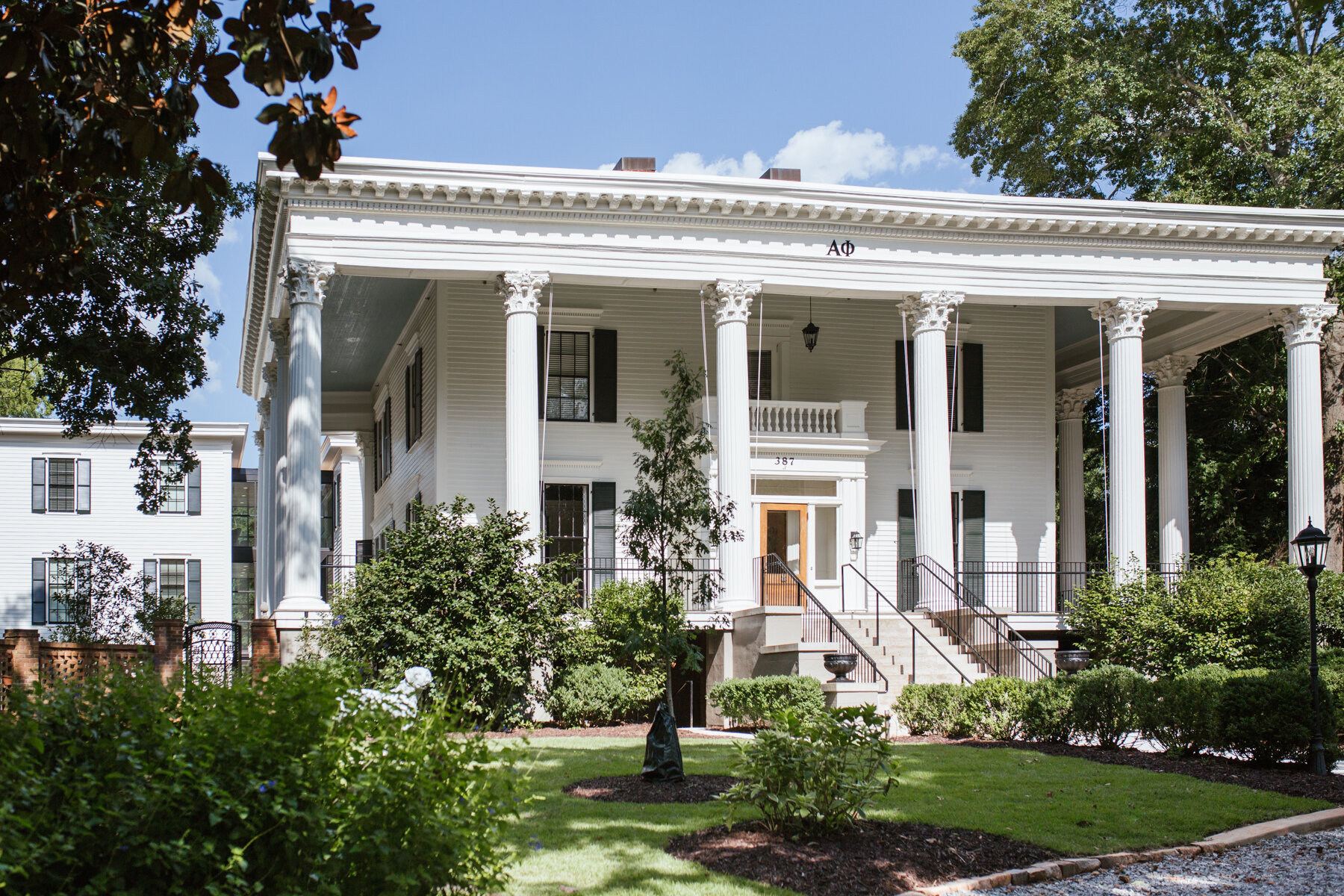 Southern Living - This Historic Home Was Just Given New Life as a Sorority House—You Have To See the Transformation