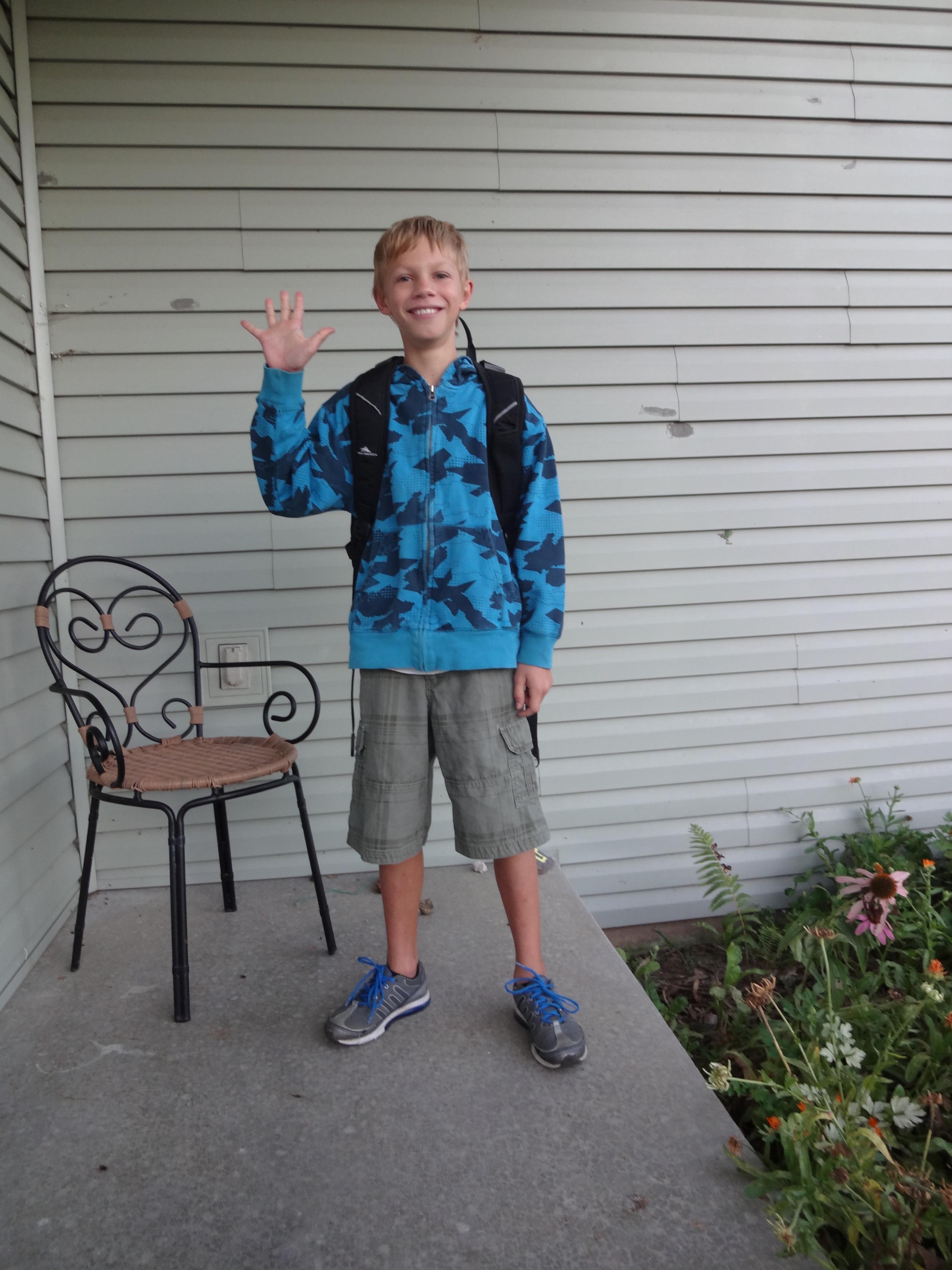 Jordan - 5th Grade
