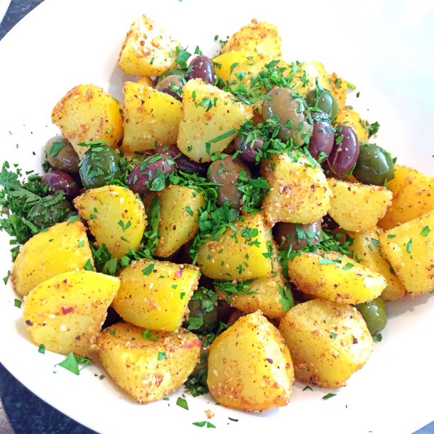 Want to lessen the glycemic impact of carbs like potato and rice? Read on to find out how!