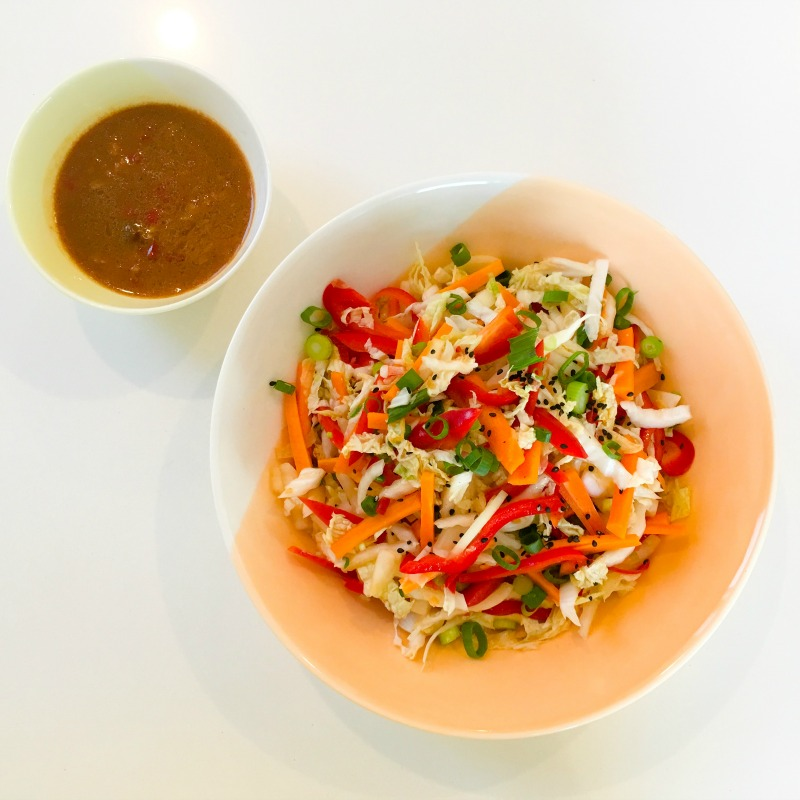 Miso Lime & Chilli Dressing