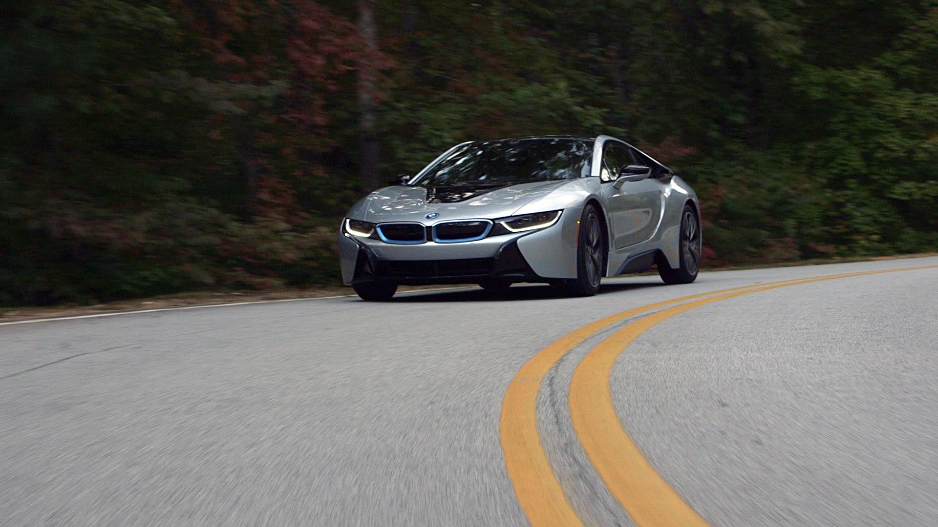 BMW i8 documentary