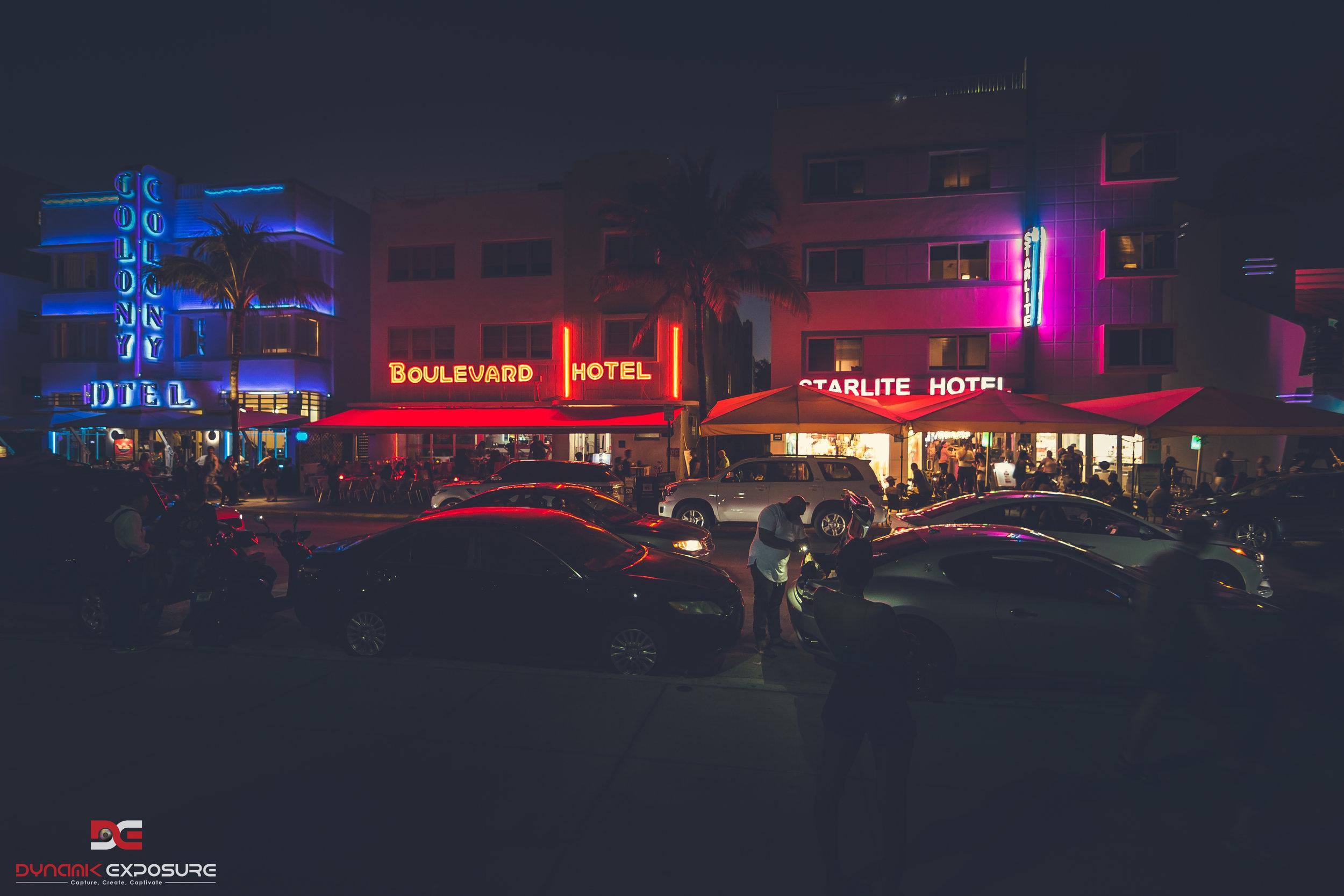 Ocean Drive -South Beach
