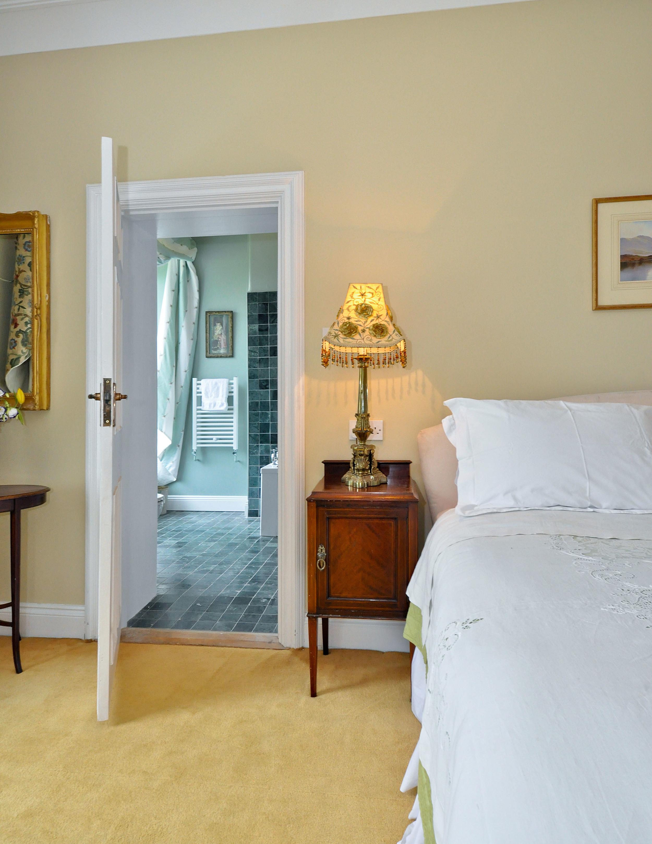 Sleeping in Luxury Galway Bay