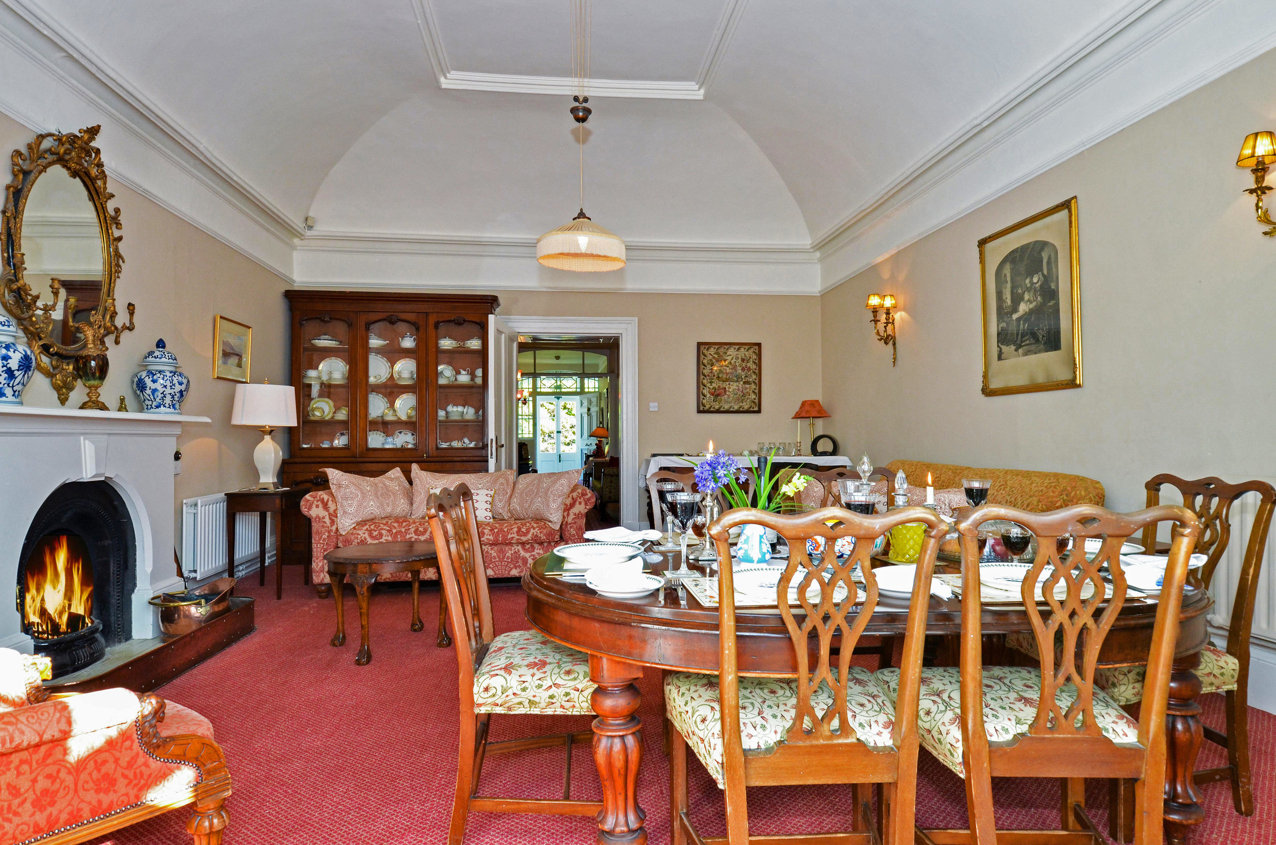 Main Lounge and Dining Room