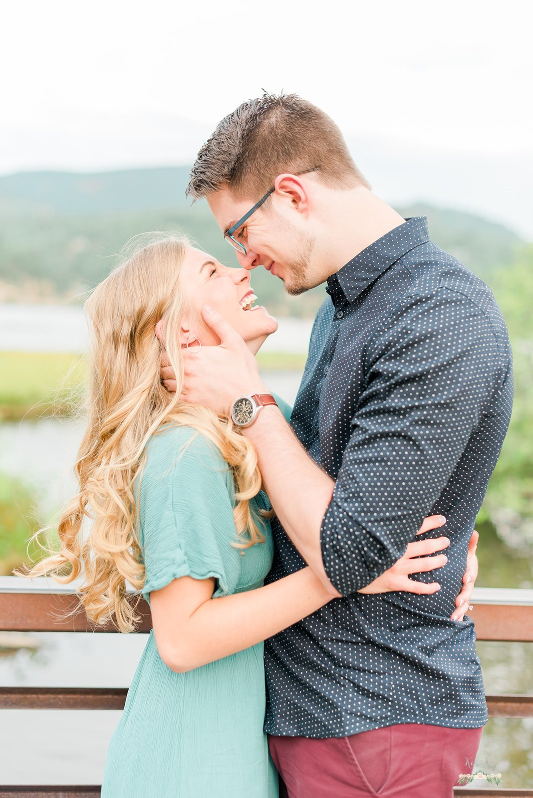 adorable engagement photos, engagement photographer, colorado wedding photographer