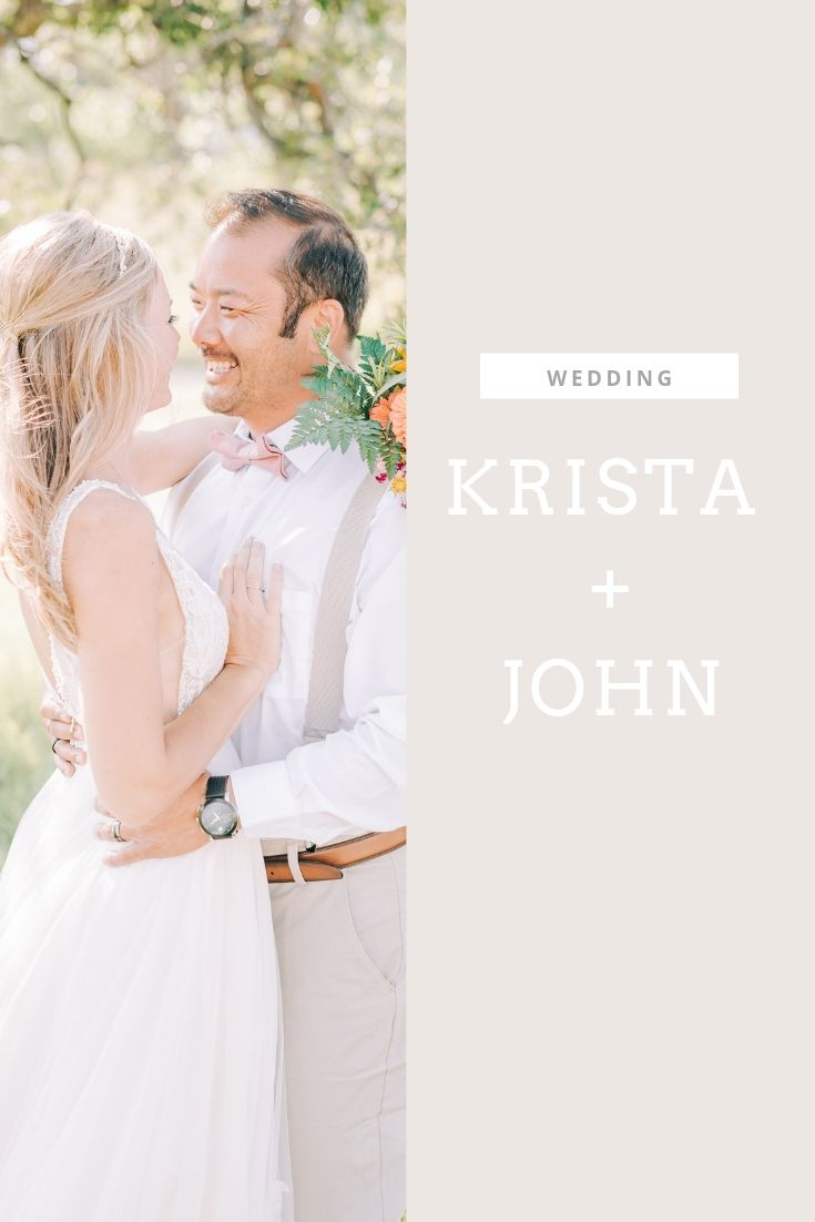 krista and john colorado wedding