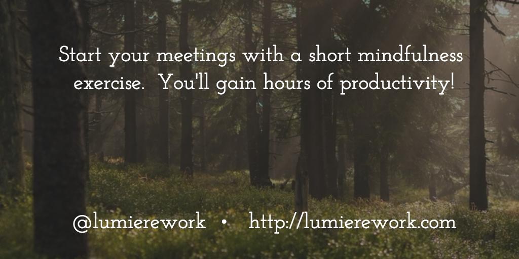 lumierework mindfulness