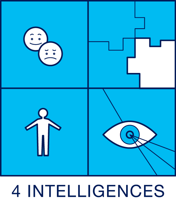 four intelligences