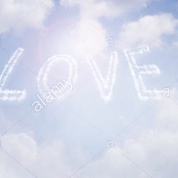 Someone took the time, effort and energy to write LOVE in the sky over San Francisco today. Yes and Thank you �  #thatswhaticallintention #loveisintheair ( this image is from the web, couldn't capture the real one I saw today). Shareable regardless.
