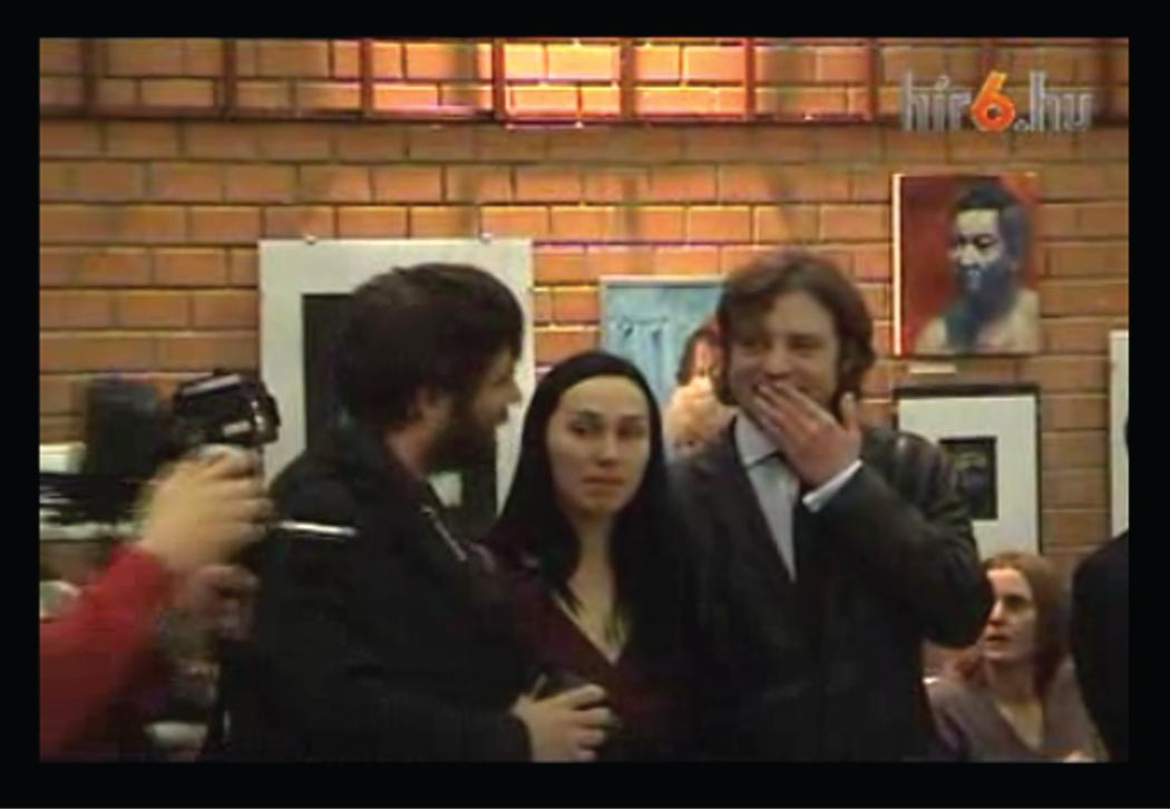 Zoltan Varju, Meet the Real Modern-Day Hero!, News6, Jan7 2011, Hungary / TRANSLATED