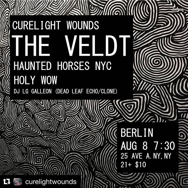 DJing this show tomorrow with a lot of friends bands including the legendary Veldt (NC) and my bandmate Steve's new project Curelight Wounds. Stay after for a dance party. #vinyl #punkylittleparty