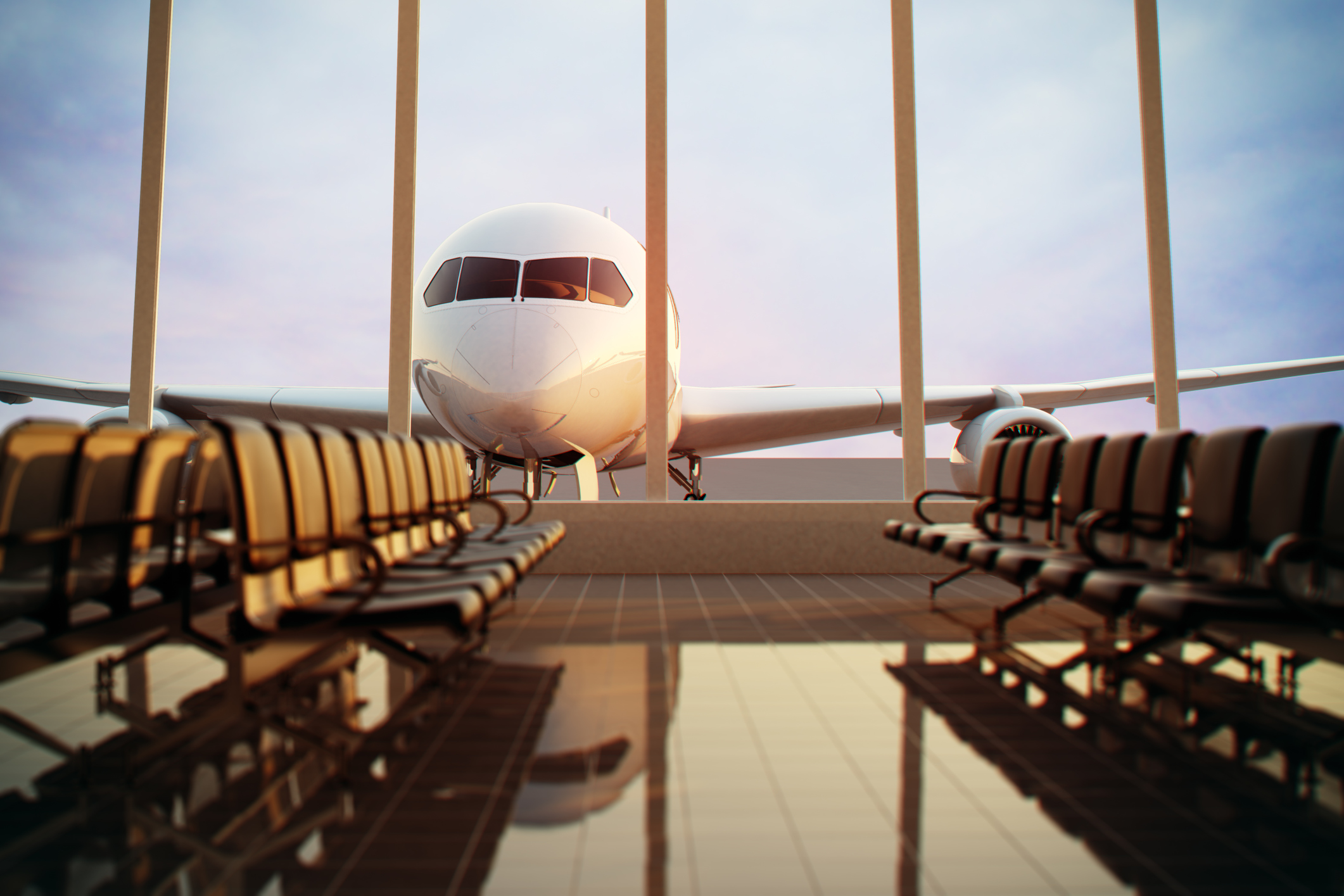 Port Huron Airport Shuttle Providing Services from Sarnia, Ontario to Detroit Metro Airport.
